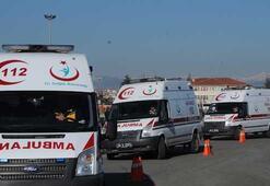 Son dakika: Ambulanslarda yeni dönem 1 Ocakta başlıyor