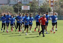 Aytemiz Alanyasporda Erzurumspor mesaisi başladı