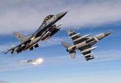 Son dakika... Irakın kuzeyine hava harekatı Yedi terörist öldürüldü