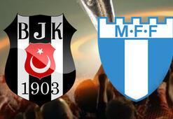 Malmö Beşiktaş maçı bu akşam saat kaçta hangi kanalda yayınlanacak