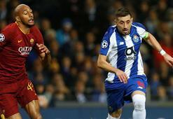 Porto - Roma: 3-1