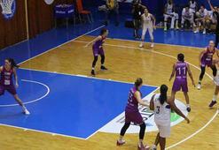 Hatay Büyükşehir Belediyespor - TTT Riga: 74-77