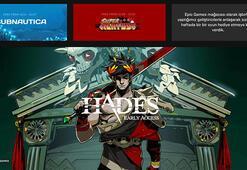 Epic Games'in dijital oyun mağazası kullanıma açıldı