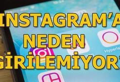 Instagram çöktü mü 14 Şubat Instagrama erişim sağlanamıyor