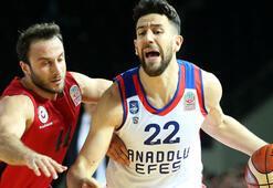 Anadolu Efes - Gaziantep Basketbol: 73-59