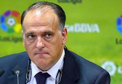 Javier Tebas: Manchester City ve PSG ihraç edilmeli