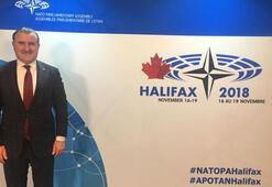 AK Partili vekil Osman Aşkın Bak, NATO PA Başkan Yardımcısı seçildi
