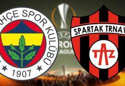 Fenerbahçe Spartak Trnava maçı hangi kanalda saat kaçta