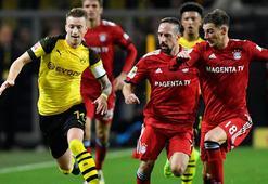 Dortmund, Bayern Münihi yıktı 5 gollü maç...
