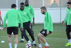Konyaspor, Sivasspor maçına hazırlanıyor