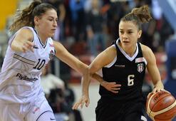 Çukurova Basketbol -  Beşiktaş: 77-69