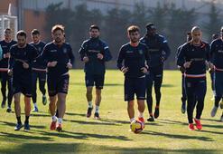 Başakşehir, Erzurumspor hazırlıklarına başladı