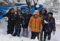 Kar tatili haberleri peş peşe geliyor İşte okulların tatil olduğu iller...