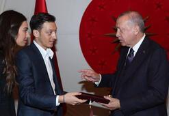 Mesut Özil, Cumhurbaşkanı Erdoğanı nikahına davet etti