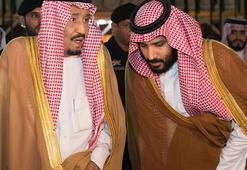 S. Arabistan Kralı ve Veliaht Prensinin aralarının açık olduğuna dair söylentiler artıyor
