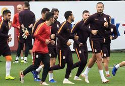 Galatasaray, Schalke maçına hazır