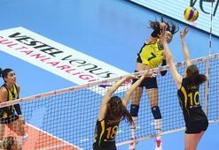 Fenerbahçe - VakıfBank: 2-3