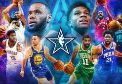 NBA All-Starda ilk 5ler belirlendi