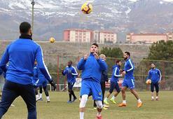 Yeni Malatyasporda Sivasspor mesaisi sürüyor