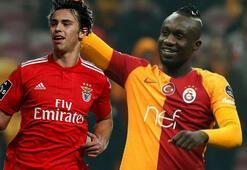 Galatasaray Benfica maçı saat kaçta hangi kanalda canlı yayınlanacak Galatasarayın ilk 11i...