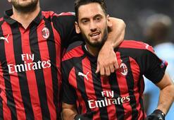 Hakan Çalhanoğlu 90 dakika oynadı, Milan kazanamadı