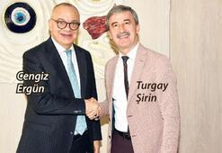 İki başkan buluştu yatırımlar konuşuldu