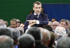 Macron ilan etti Ülke genelinde başladı...