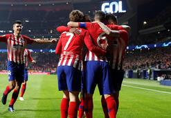 Atletico Madrid - Monaco: 2-0