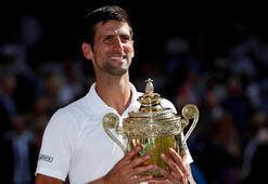 Novak Djokovic, Avrupada yılın sporcusu seçildi