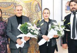 Üç Erbil'in eserleri bir arada
