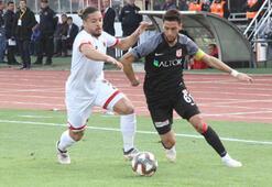Balıkesirspor Baltok -  Gençlerbirliği: 3-1