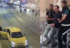Turist kadına İstanbulda şok Fatihte başlayıp Şişliye kadar...