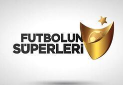 Futbolun Süperleri Ödül Töreni için hazırlıklar başladı