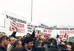 'FSM cezaları iptal edilsin' eylemi