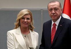Hırvatistan Cumhurbaşkanı Türkiyeye geliyor
