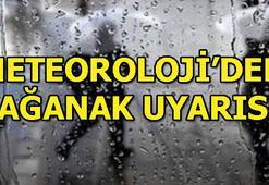 Hava nasıl olacak İstanbul hava durumu | Dikkat Sağanak uyarısı