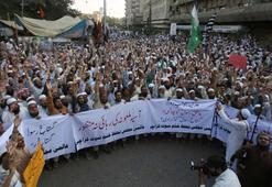 Pakistanı karıştıran af