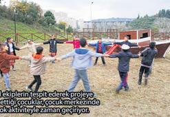 UNICEF'in gözde projesi İzmit'in yeni hayat merkezi