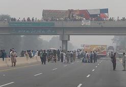 Pakistanda Asya Bibi protestoları sürüyor