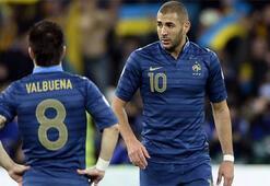 Benzema, Valbuena'ya hakaret etti