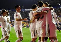 Real Madrid penaltılarla 3 puana uzandı