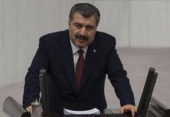 Son dakika: Sağlık Bakanı Koca müjdeyi verdi 25 bin personel...