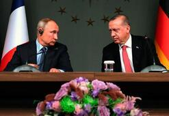 Cumhurbaşkanı Erdoğan ile Putin, Suriye konusunu görüşecek
