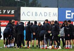 Beşiktaşın Malatyaspor kadrosu belli oldu