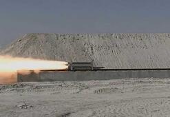 Türkiyenin ilk ve tek süpersonik raylı test hattı açıldı