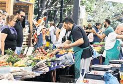 'Bol Pazar'da balık keyfi