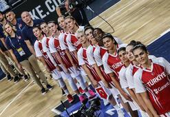 A Milli Kadın Basketbol Takımının kadrosu açıklandı