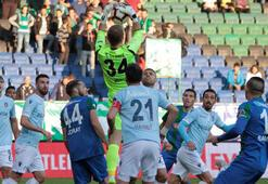 Çaykur Rizespor - Başakşehir: 1-2