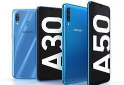 Samsung yeni Galaxy A30 ve A50 ön satışa çıktı