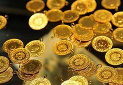 Altının gram fiyatı yeni güne nasıl başlayacak Çeyrek, yarım ve tam altın fiyatları